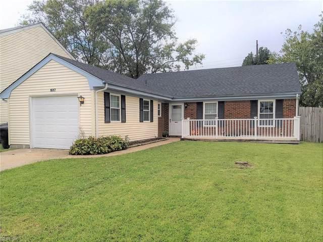 1617 Cassell St, Virginia Beach, VA 23454 (#10346091) :: Avalon Real Estate