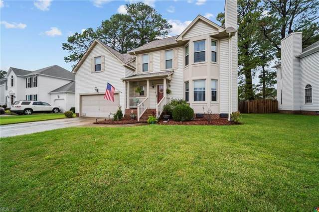 7 Pine Lake Ct, Hampton, VA 23669 (#10346099) :: RE/MAX Central Realty