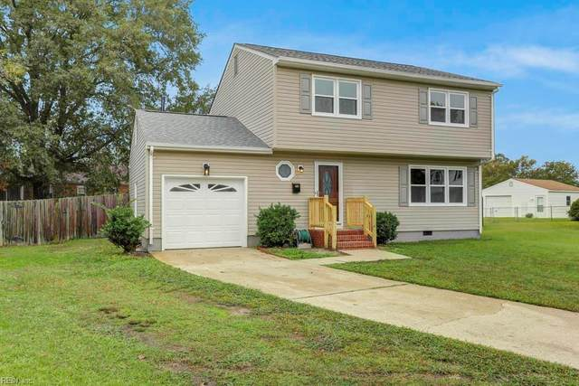 1807 Womble Ct, Hampton, VA 23663 (#10346112) :: Upscale Avenues Realty Group