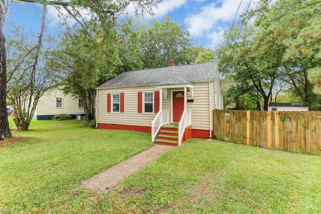 5102 Johnson Ave, Portsmouth, VA 23701 (#10346124) :: Abbitt Realty Co.