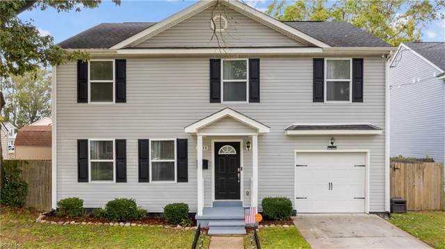 4838 Windermere Ave, Norfolk, VA 23513 (#10346140) :: Kristie Weaver, REALTOR