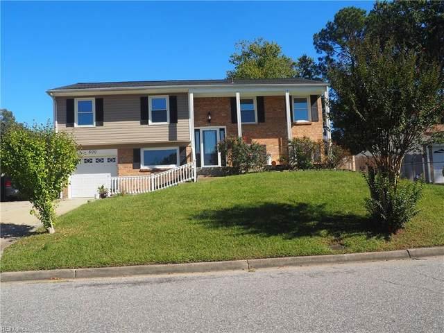 600 Old Post Rd, Virginia Beach, VA 23452 (#10346180) :: Avalon Real Estate