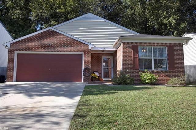 406 Westview Dr, Hampton, VA 23666 (#10346190) :: Abbitt Realty Co.