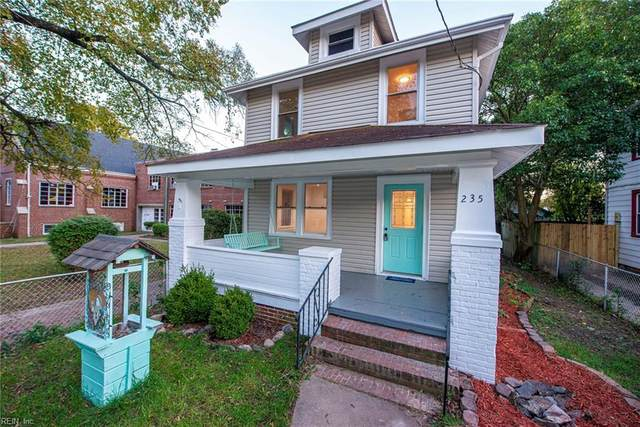 235 Forrest Ave, Norfolk, VA 23505 (#10346231) :: Abbitt Realty Co.
