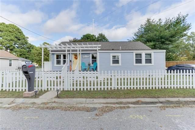 636 Hemlock Ave, Hampton, VA 23661 (#10346262) :: Abbitt Realty Co.