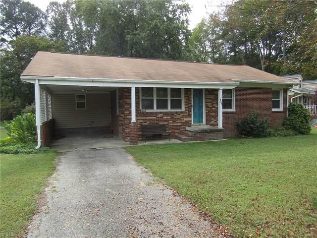 205 Shamrock Ave, York County, VA 23693 (#10346264) :: Atkinson Realty