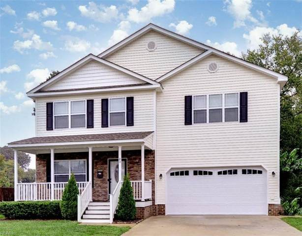 23 Tallwood Dr, Hampton, VA 23666 (#10346277) :: Upscale Avenues Realty Group