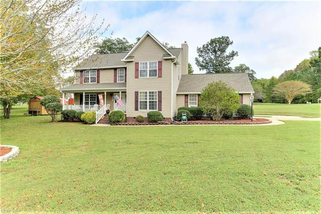 103 Beech Ct, Isle of Wight County, VA 23430 (#10346333) :: Austin James Realty LLC