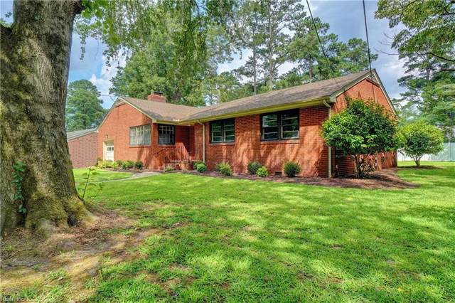 2305 Bidgood Dr, Portsmouth, VA 23703 (#10346340) :: Momentum Real Estate