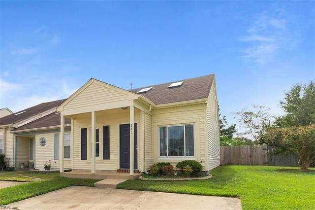 821 Cannonade Trl, Virginia Beach, VA 23454 (#10346341) :: Kristie Weaver, REALTOR