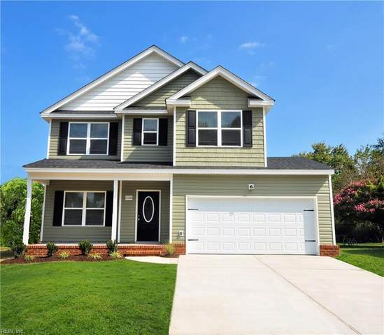 MM Magnolia 2 @ Holland Meadows, Isle of Wight County, VA 23487 (#10346394) :: Atkinson Realty