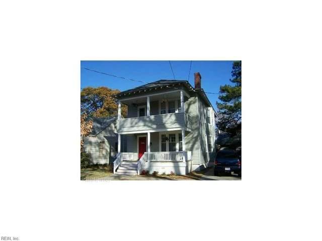 1722 Lafayette Blvd, Norfolk, VA 23509 (#10346406) :: Atkinson Realty