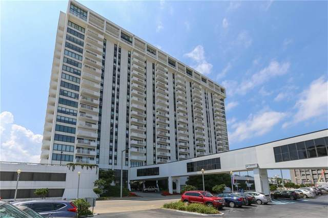 4004 Atlantic Ave #1906, Virginia Beach, VA 23451 (#10346411) :: Atkinson Realty