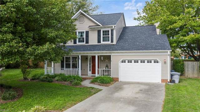 65 Timberline Dr, Hampton, VA 23666 (#10346440) :: Community Partner Group