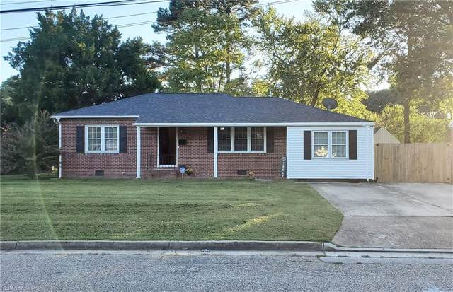 107 Kerlin Rd, Newport News, VA 23601 (#10346455) :: Atkinson Realty