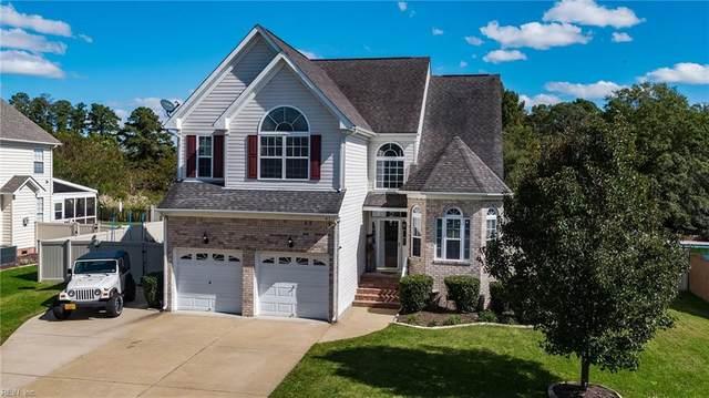 417 Fall Ridge Ln, Chesapeake, VA 23322 (#10346475) :: Kristie Weaver, REALTOR