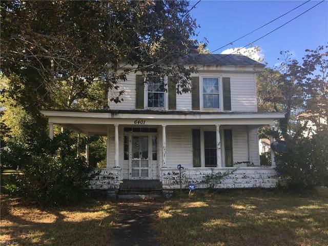 6401 Whaleyville Blvd, Suffolk, VA 23438 (#10346476) :: Kristie Weaver, REALTOR