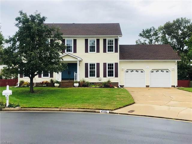 4505 Harshaw Ct, Virginia Beach, VA 23456 (#10346520) :: Kristie Weaver, REALTOR