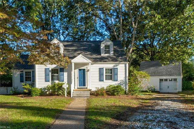 33 Turner Ter, Hampton, VA 23666 (#10346546) :: Gold Team VA