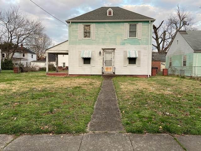 1804 Orcutt Ave, Newport News, VA 23607 (#10346578) :: Community Partner Group