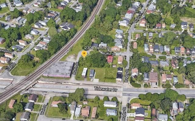 2306 Ruffin St, Norfolk, VA 23504 (#10346669) :: Berkshire Hathaway HomeServices Towne Realty