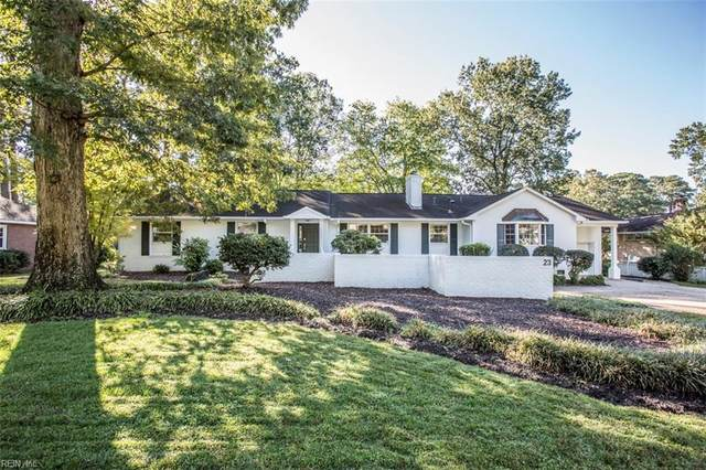 23 Garland Dr, Newport News, VA 23606 (#10346686) :: Austin James Realty LLC
