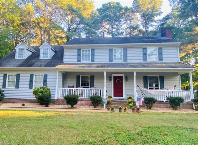 22508 James River Dr, Isle of Wight County, VA 23314 (#10346728) :: Kristie Weaver, REALTOR