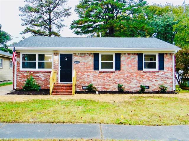 1105 Clarence St, Norfolk, VA 23502 (#10346748) :: Encompass Real Estate Solutions