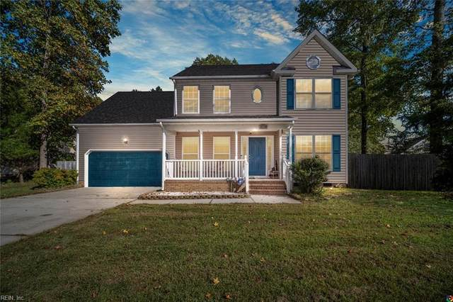 302 Nottingham Pl, Isle of Wight County, VA 23430 (#10346774) :: Kristie Weaver, REALTOR