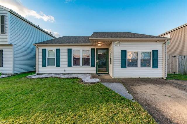 4813 Rugby Rd, Virginia Beach, VA 23464 (#10346799) :: Momentum Real Estate