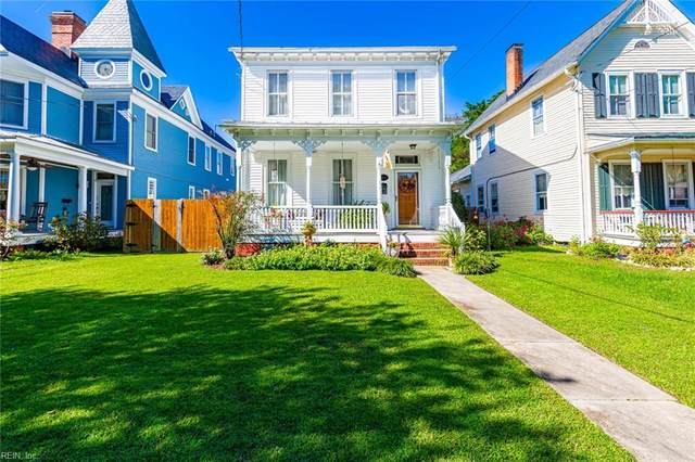154 Broad St, Portsmouth, VA 23707 (#10346841) :: Atlantic Sotheby's International Realty