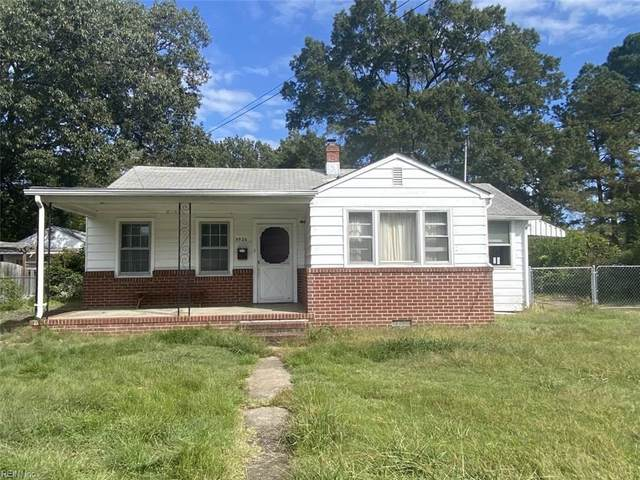 5926 Wickham Ave, Newport News, VA 23605 (#10346854) :: Abbitt Realty Co.