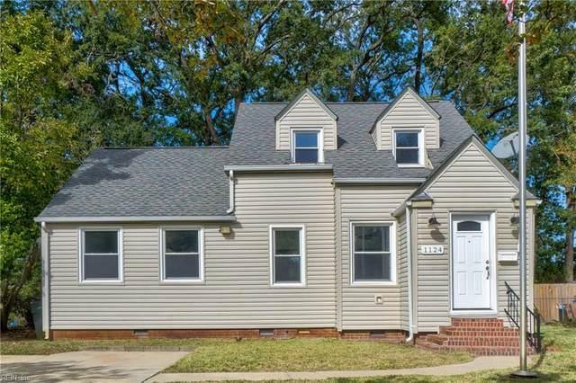 1124 Tallwood St, Norfolk, VA 23518 (#10346890) :: RE/MAX Central Realty