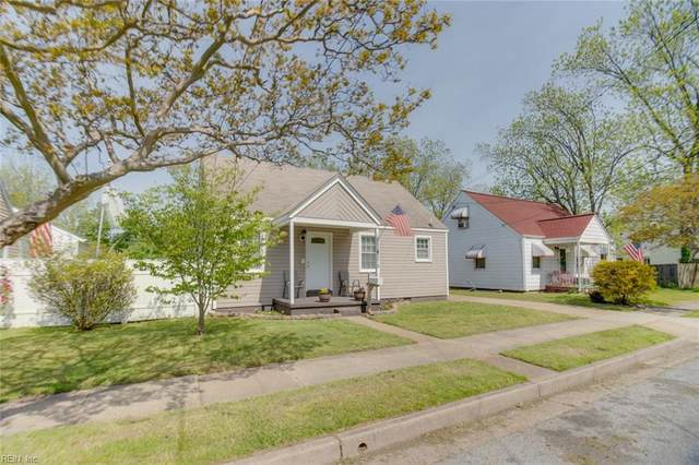 4578 Hampshire Ave, Norfolk, VA 23513 (#10346905) :: RE/MAX Central Realty