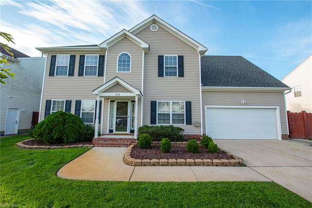 928 Flores Ct, Virginia Beach, VA 23464 (#10346948) :: Encompass Real Estate Solutions