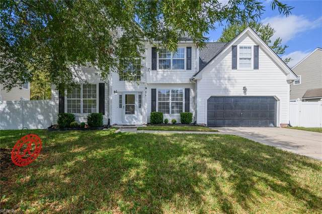 616 Staley Crest Way, Chesapeake, VA 23323 (#10346963) :: Kristie Weaver, REALTOR