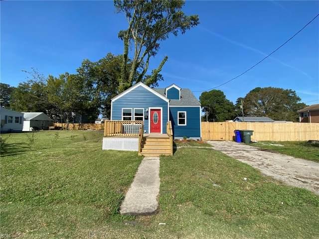 3750 E Princess Anne Rd, Norfolk, VA 23502 (#10346993) :: Momentum Real Estate