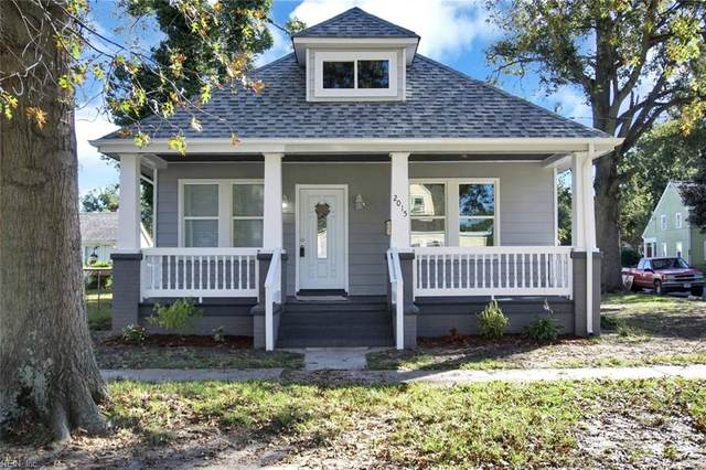 2015 Lansing Ave, Portsmouth, VA 23704 (#10346998) :: RE/MAX Central Realty