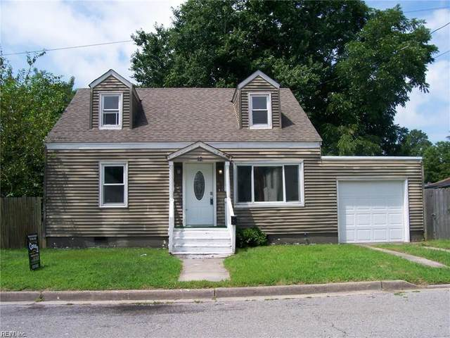 12 Phelps Pl, Portsmouth, VA 23702 (#10347010) :: RE/MAX Central Realty