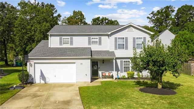 15 Applewood Dr, Hampton, VA 23666 (MLS #10347017) :: AtCoastal Realty
