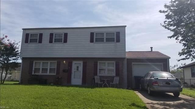 6 Morton Cir, Hampton, VA 23666 (#10347021) :: RE/MAX Central Realty