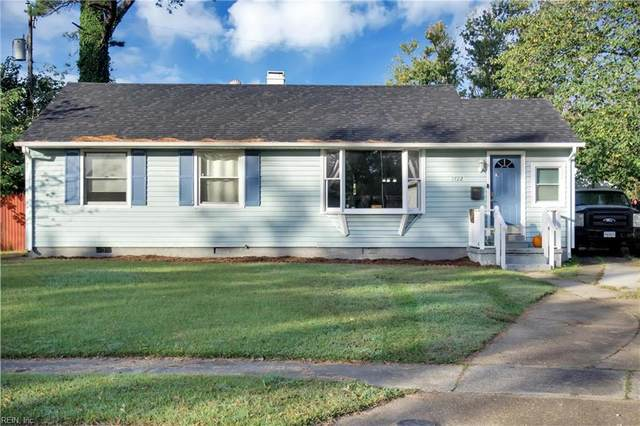 1722 N Lakeland Dr Dr, Norfolk, VA 23518 (#10347070) :: RE/MAX Central Realty