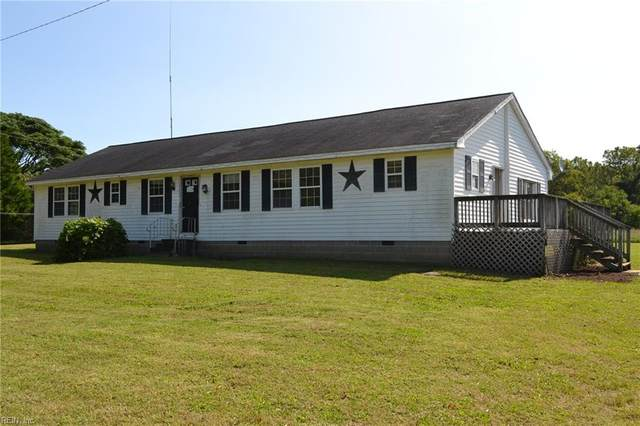 31503 Boston Rd, Accomack County, VA 23420 (#10347112) :: RE/MAX Central Realty