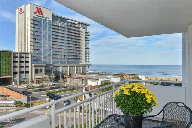 4004 Atlantic Ave #511, Virginia Beach, VA 23451 (#10347118) :: Atkinson Realty