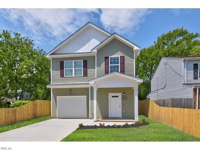 33 Fulton St, Hampton, VA 23663 (#10347138) :: Rocket Real Estate