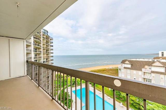 2830 Shore Dr #912, Virginia Beach, VA 23451 (#10347160) :: Atkinson Realty