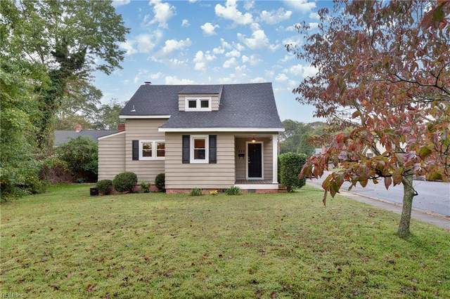 233 Hampton Roads Ave, Hampton, VA 23661 (#10347184) :: Austin James Realty LLC