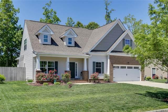 2136 Breck Ave, Virginia Beach, VA 23464 (#10347217) :: Avalon Real Estate