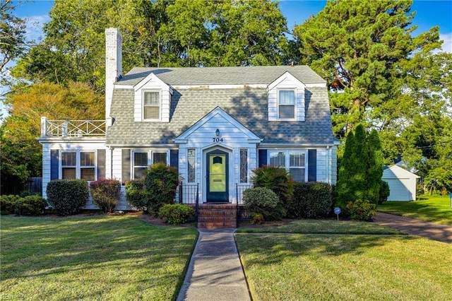 704 River Rd. Rd, Newport News, VA 23601 (#10347222) :: Berkshire Hathaway HomeServices Towne Realty