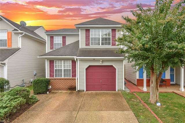 10 Aster Way #5, Hampton, VA 23663 (#10347225) :: Rocket Real Estate